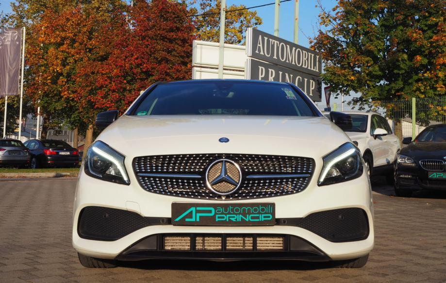 Mercedes-Benz A-klasa 180d  7G-DCT AMG Line