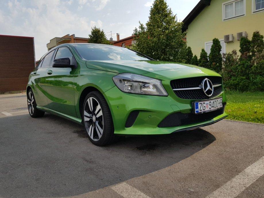 Mercedes-Benz A-klasa  A 200 REGISTRIRAN DO 12/20..TOP CIJENA!