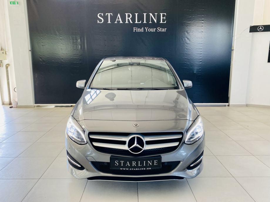 Mercedes-Benz B 180 d STYLE 7G **PRODANO**