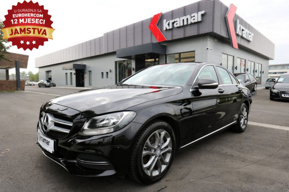 Mercedes-Benz C 200 D BlueTEC Avantgarde -Novi model- *Navi