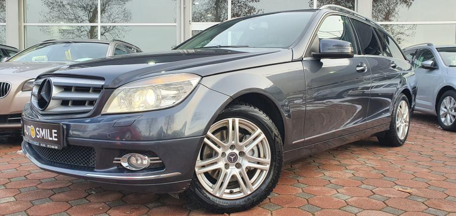 Mercedes-Benz C 220 CDI T NAVI, XENON, 2XPDC, ALU..