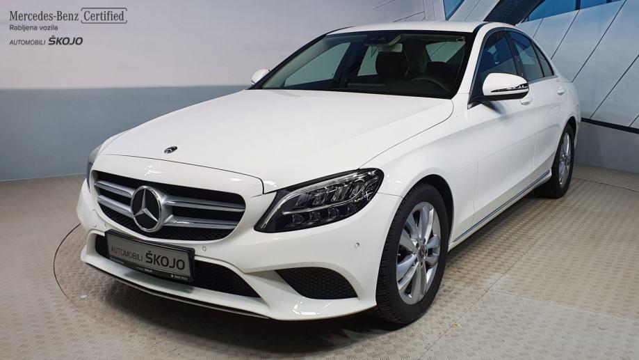 Mercedes-Benz C-klasa 220 d Avantgarde automatik - AKCIJA -