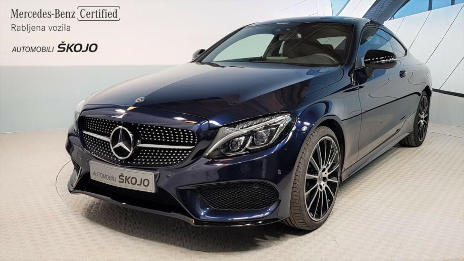 Mercedes-Benz C-klasa Coupe 300 AMG - POSEBNA PONUDA !!! - DOSTAVA