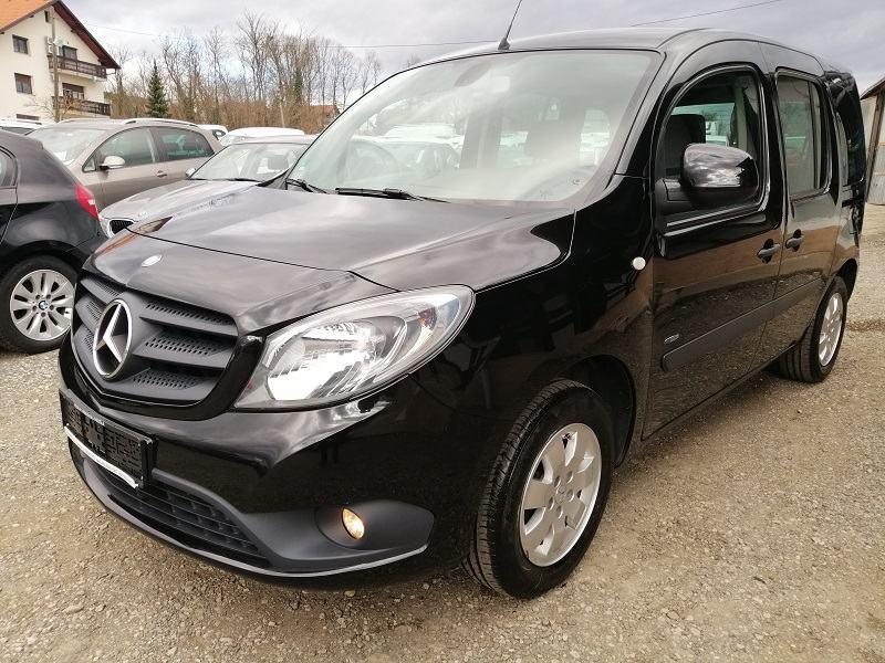 Mercedes-Benz Citan Kombi 111 CDI*110ks*Klima*Tempomat*