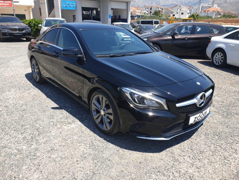 Mercedes-Benz CLA klasa 180 d ## 88000 KM ##