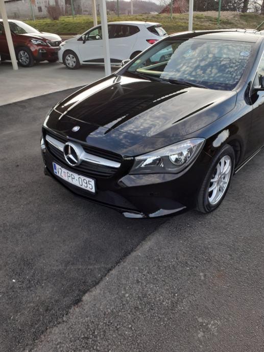 Mercedes-Benz CLA klasa 180 d