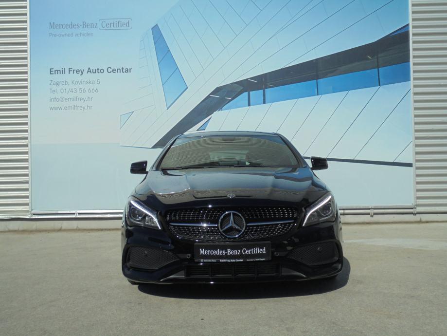Mercedes-Benz CLA klasa 200 d Shooting Brake AMGLine
