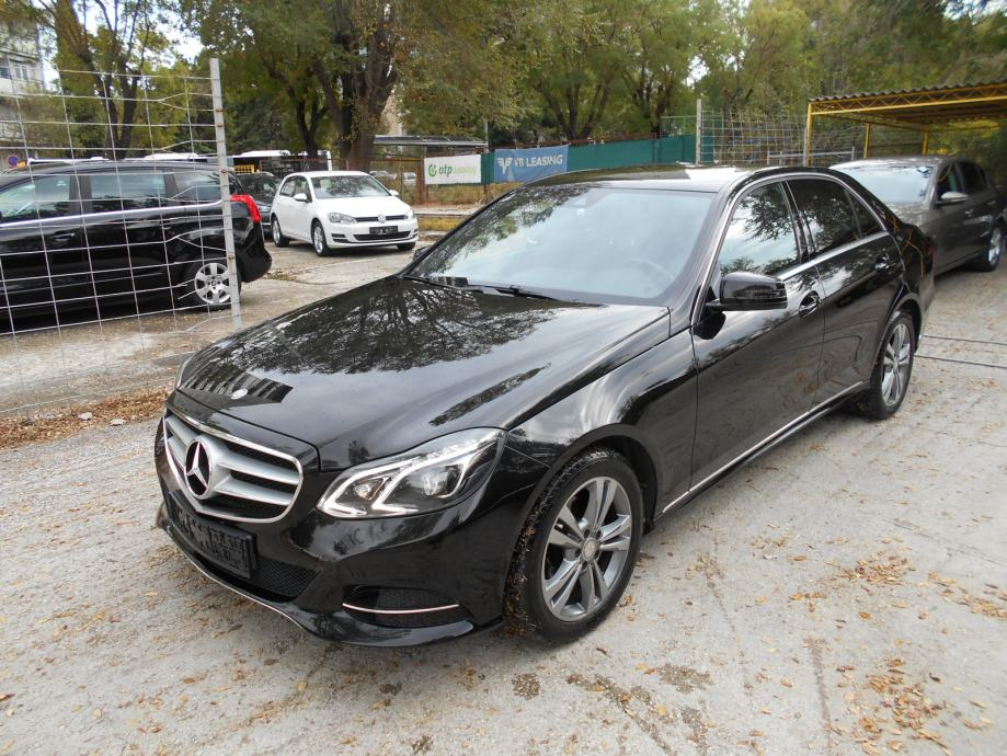 Mercedes-Benz E-220 BLUETEC,EXECUTIVE,AVANTGARDE,ILS,7G-TRONIC,KAMERA