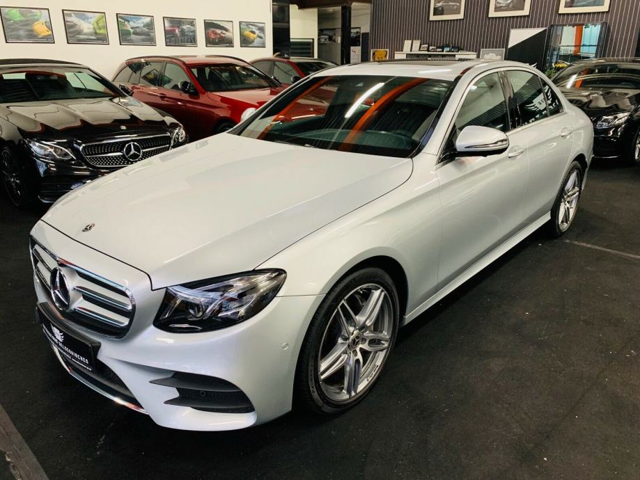 Mercedes-Benz E 300 d AMG Line NAVI / WIDESCREEN / MULTI / SHD/360°