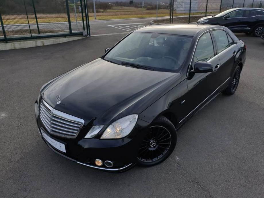 Mercedes-Benz E-klasa 200 CDI ELEGANCE JAMSTVO 12 MJESECI