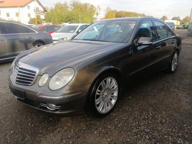 Mercedes-Benz E-klasa 220 CDI automatik*Avantgarede*Reg:07/2021*