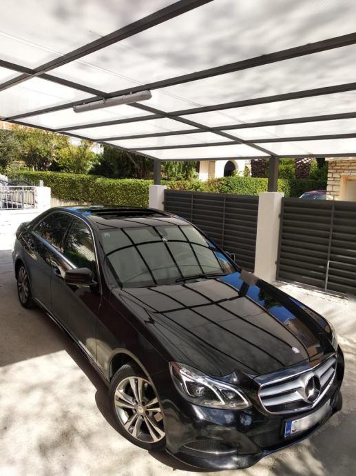 Mercedes-Benz E-klasa 220 CDI - Avantgarde - FULL - Kasko - Na firmi