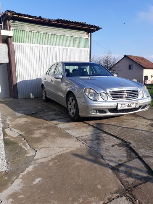 Mercedes-Benz E-klasa 220 CDI Classic nije uvoz reg do 07/2020 god