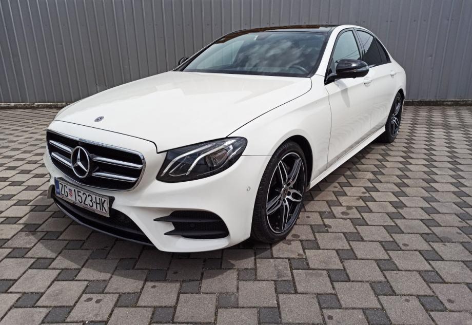 Mercedes-Benz E-klasa 220D Automatik *** AMG-LINE *** 2019 ***
