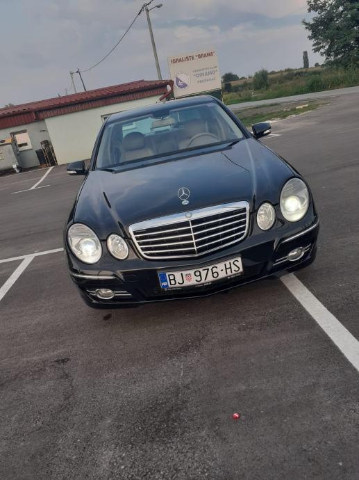 Mercedes-benz E-klase 320 CDI Avantgarde