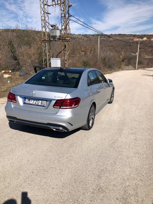 Mercedes-Benz E-klasa 350 CDI 4 MATIC AMG automatik