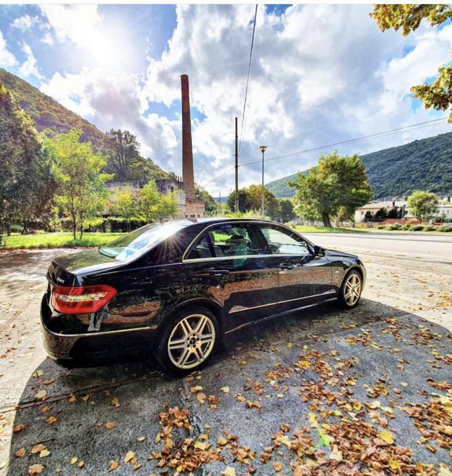 Mercedes-Benz E-klasa 350 CDI 4MATIC automatik