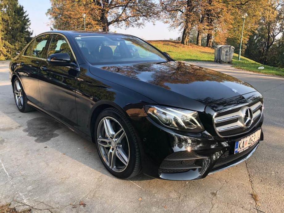 ◾️Mercedes-Benz E-klasa 350 CDI AMG◾️