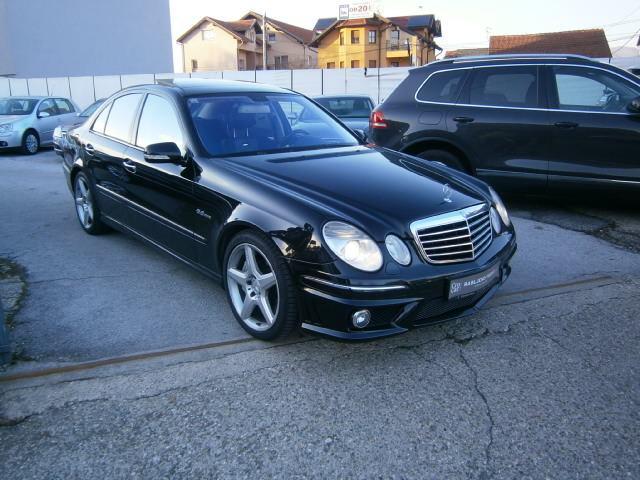 Mercedes-Benz E-klasa 63 AMG - Nije uvoz
