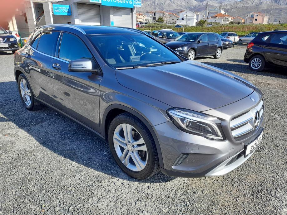 Mercedes-Benz GLA 220 CDI AUT. PANORAMA #89662KM#