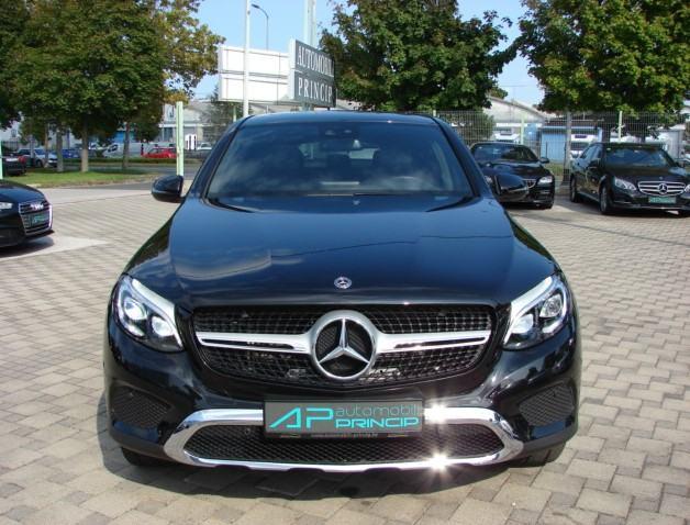 Mercedes-Benz GLC 220d 4MATIC AMG int.