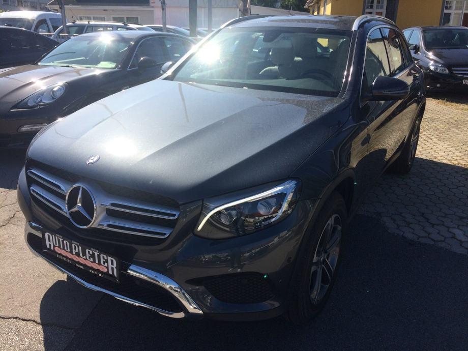 "Mercedes-Benz GLC 250 d 4-MATIC, JAMSTVO, ""35215"" KM!"