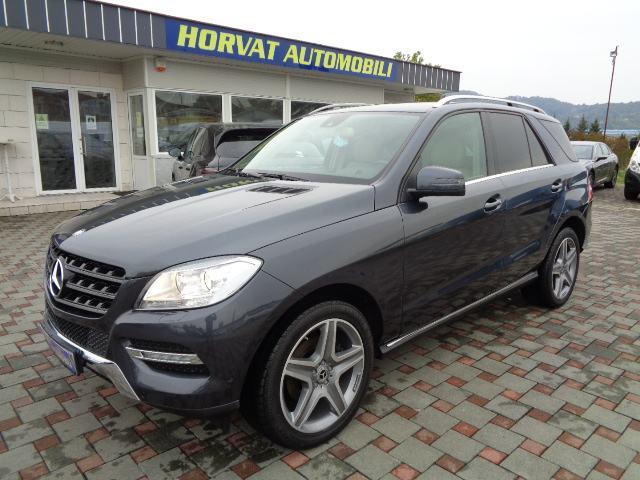 Mercedes-Benz ML 250 CDI 4MATIC Aut; Koža; Navi; Tempo; PDC; Kuka;...