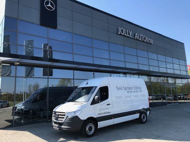 Mercedes-Benz Sprinter 314 CDI 3924 - NOVO VOZILO
