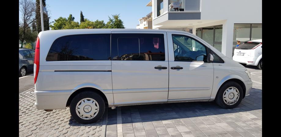 Mercedes-Benz Vito 116 CDI, 2011 god.