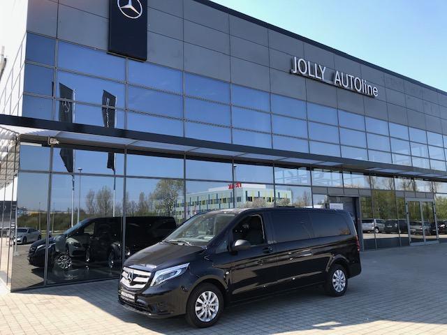 Mercedes-Benz Vito 116 CDI Tourer SELECT Automatik - NOVO VOZILO
