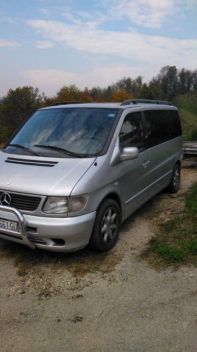 Mercedes-Benz Vito V 230 TD 1997g, 1997 god.