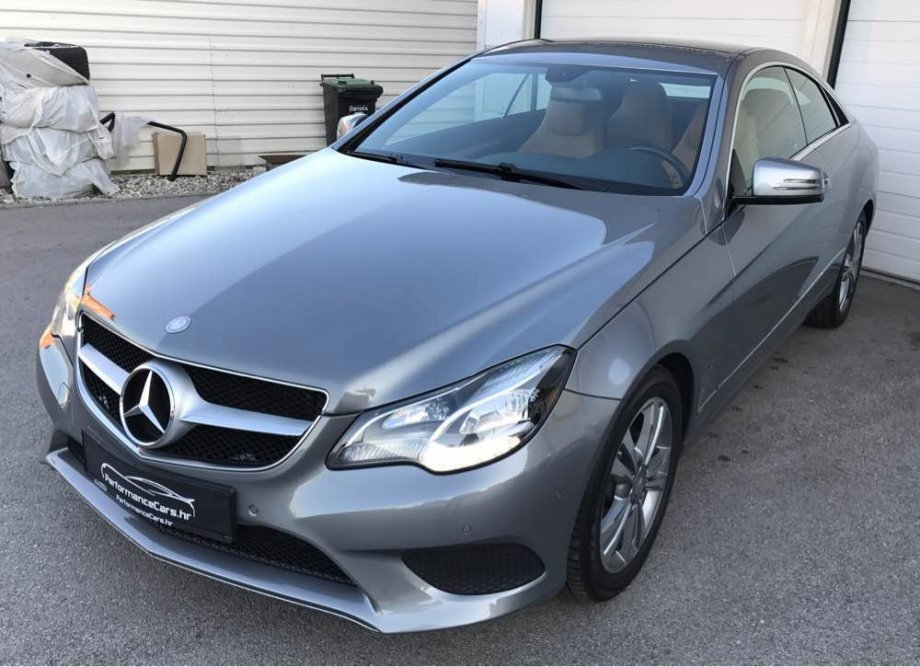 Mercedes E Coupe 220 CDI 2014. REDIZAJN, LED, 9G-TRONIC **TOP STANJE**