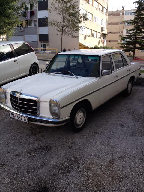 Mercedes Minika 200 d 1974.god.