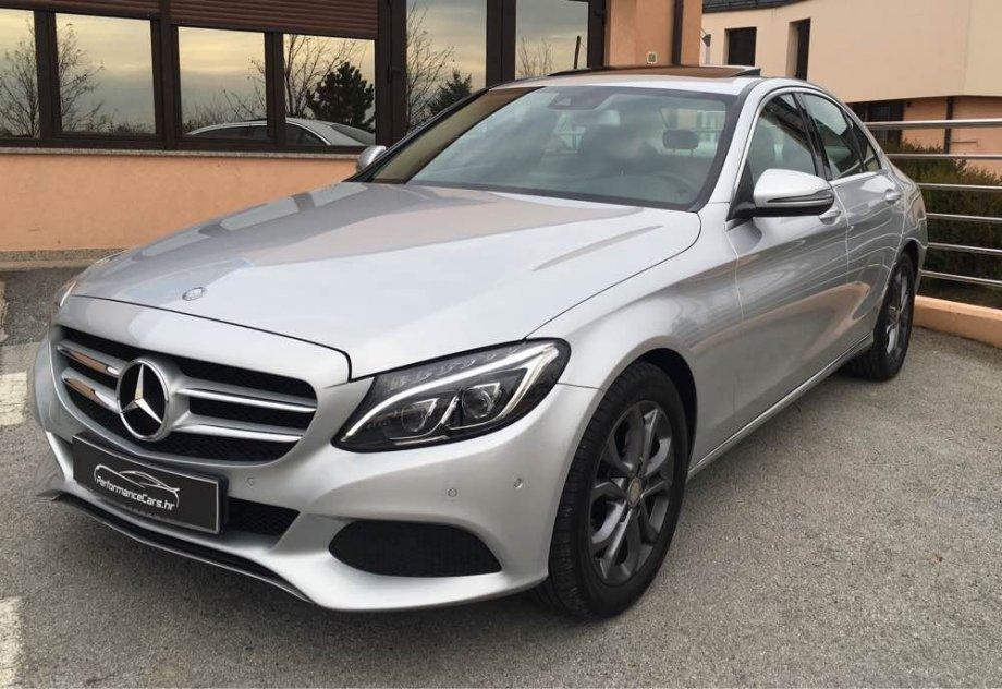 Mercedes W205 C220 CDI 2015. 7G-DCT AVANTGARDE ILS ŠIBER NOVI MODEL
