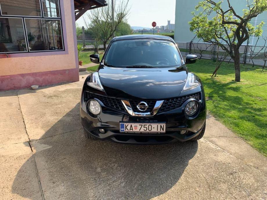 Nissan Juke 1,5 dCi Acenta