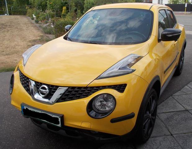 "Nissan Juke 1,5 dCi 110 Connect edition 18""ALU 2015g Euro6"