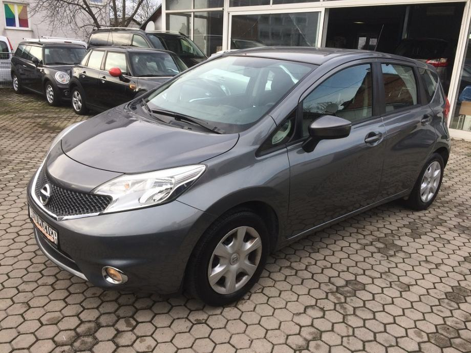 Nissan Note 1,5 dCi ACENTA,50.529 KM, SERVISNA,GARANCIJA