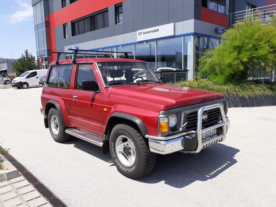 Nissan Patrol 2.8 TD SLX 1997. godina