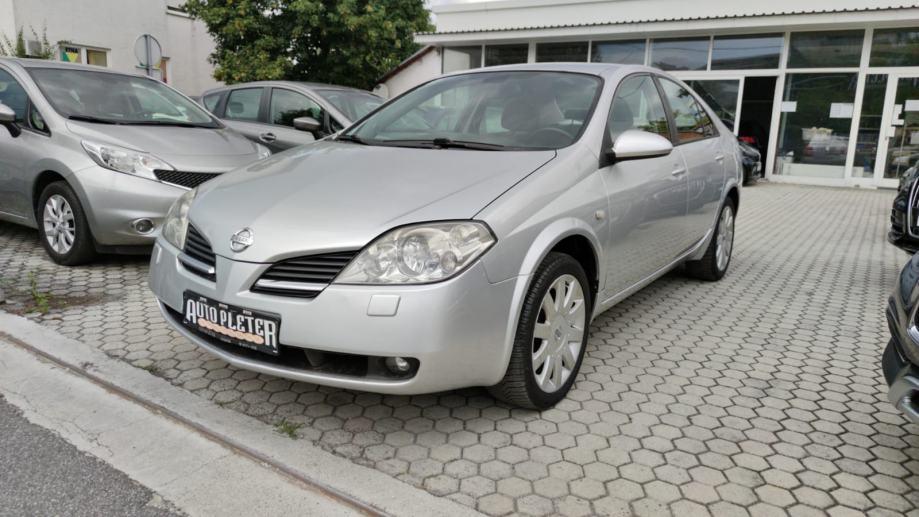 Nissan Primera 1,8 16V ACENTA,KUPLJEN U RH!