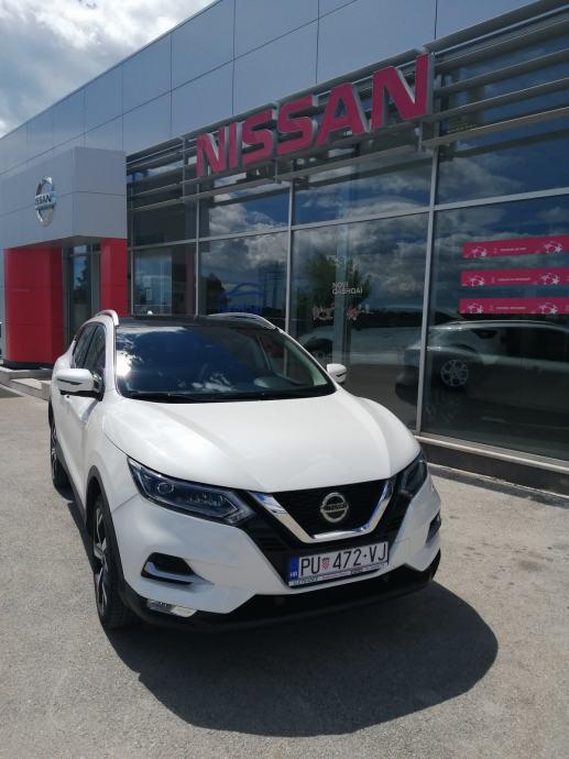 Nissan Qashqai 1,2 DIG Tekna *testno vozilo*