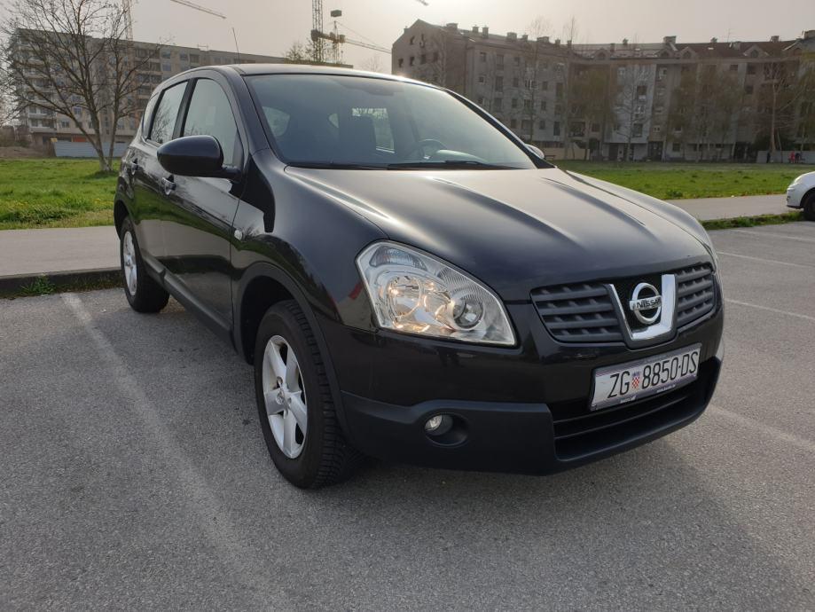 Auto Nissan Qashqai di seconda mano del anno 2008 - Trovit