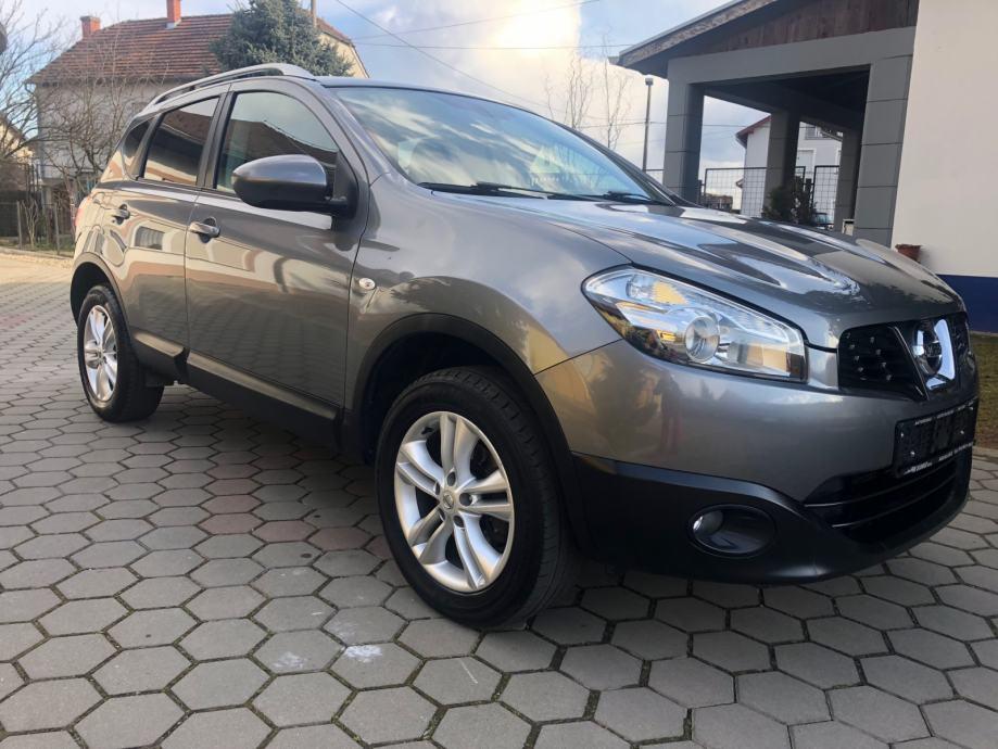 Nissan Qashqai 1,5 dCi Connect Edition *Navigacija**Garancija 12 mj.**