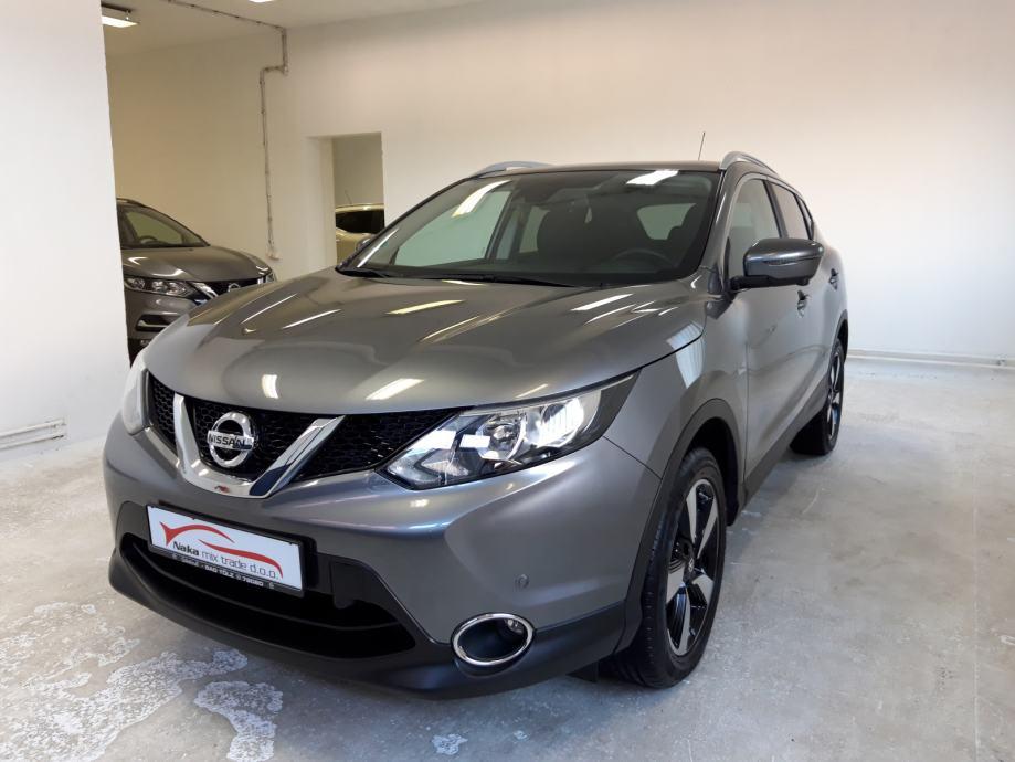 Nissan Qashqai 1,6 dCi N-Connecta 24875 km, Prvi vl., EURO6