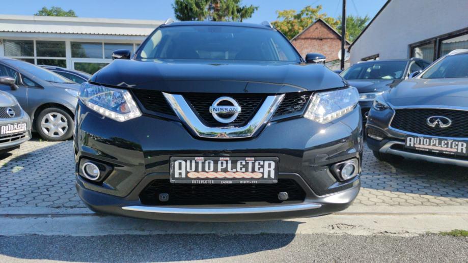 Nissan X-Trail 1,6 dCi ACENTA Premium, Automatik,  4x JAMSTVA!