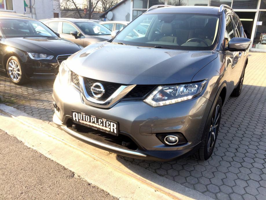 Nissan X-Trail 1,6DCI,7 SJEDALA, NAVI, PANORAMA,4 X GARANCIJA!