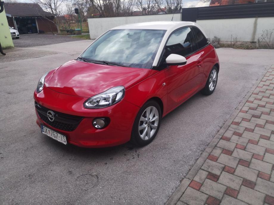 EXRA -AKCIJA-Opel Adam 1,4 reg.3/2021 KLIMA(50000 km ...