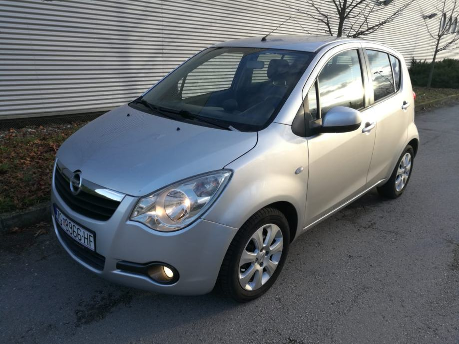 Opel Agila 1,0i cool