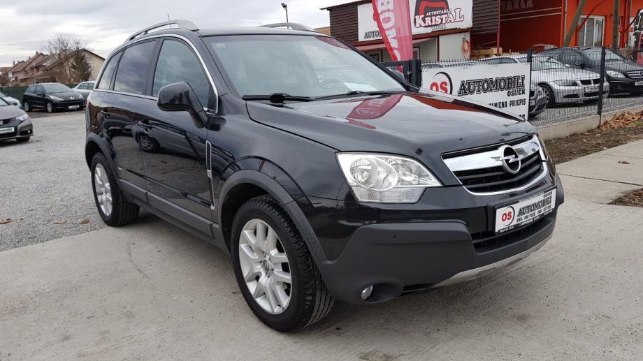 Opel Antara AWD 2,0 CDTI,4X4,AUTOMATIC,97000KM!!!!,ODLIČNA ...