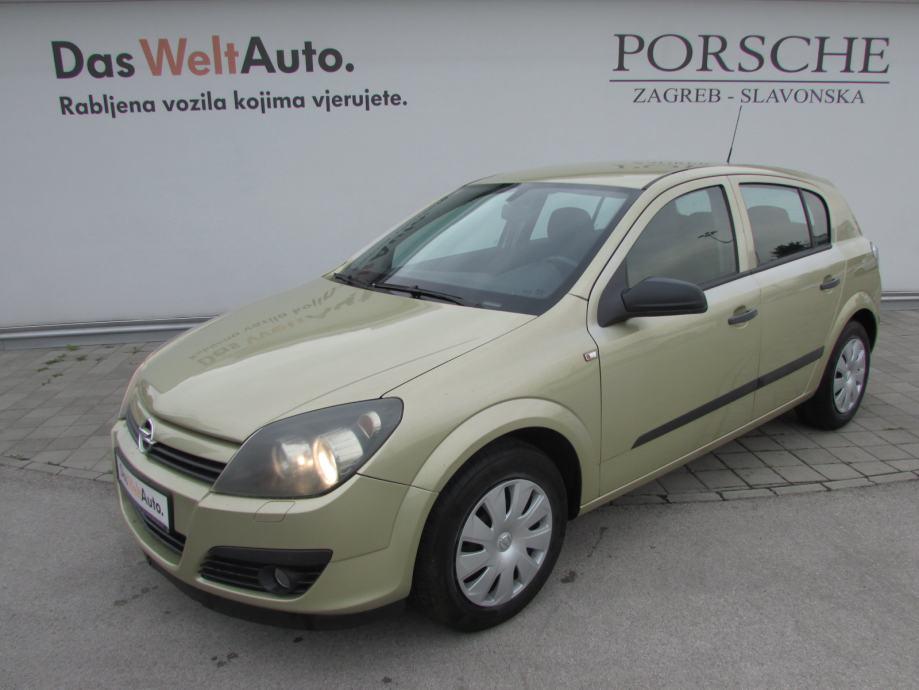 Opel Astra 1,4 16V