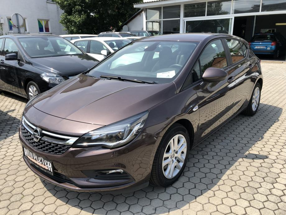 Opel Astra 1.6 CDTI BUSINESS CONNECT, GARANCIJA, NAVIGACIJA